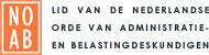 Fiadon is lid van de Nederlandse Orde van Administratie- en Belastingdeskundigen
